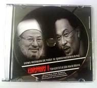 Persoalan Dalam Fatwa Mutakhir Dr Yusuf Al Qaradawi Berhubung Konspirasi II Terhadap Datuk Seri AnwarIbrahim