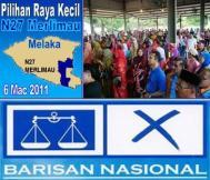 PRK Merlimau – Ahli Jawatankuasa UMNO Jasin Dipilih CalonBN