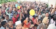 Lebih 100,000 serikan rumah terbuka PM dan jemaah menteri(video)