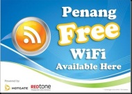 FREE WIFI OR PAID WIFI FOR PENANG?