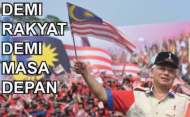 BN Fights For Rakyat, For The Future